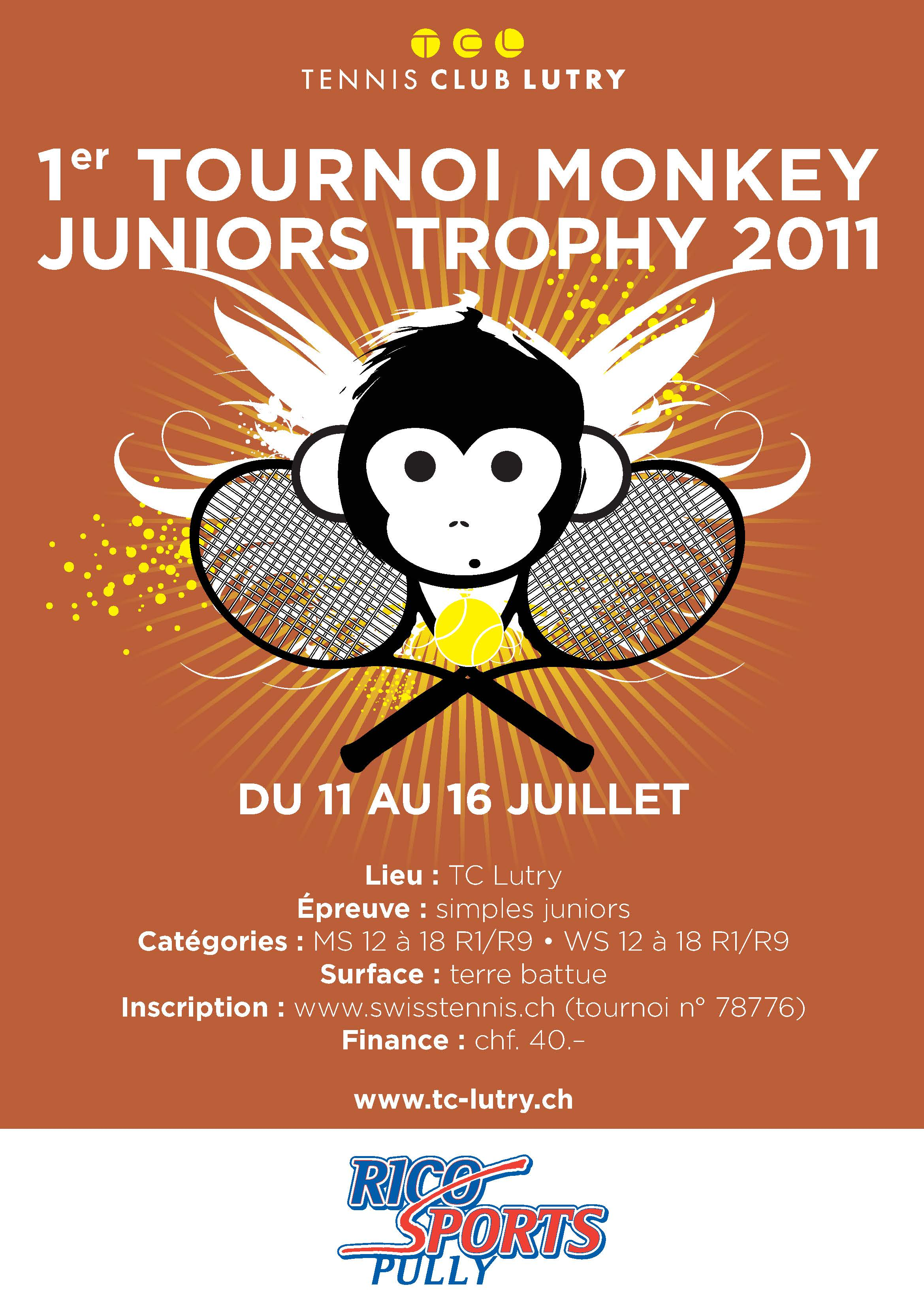 Monkey Juniors Trophy