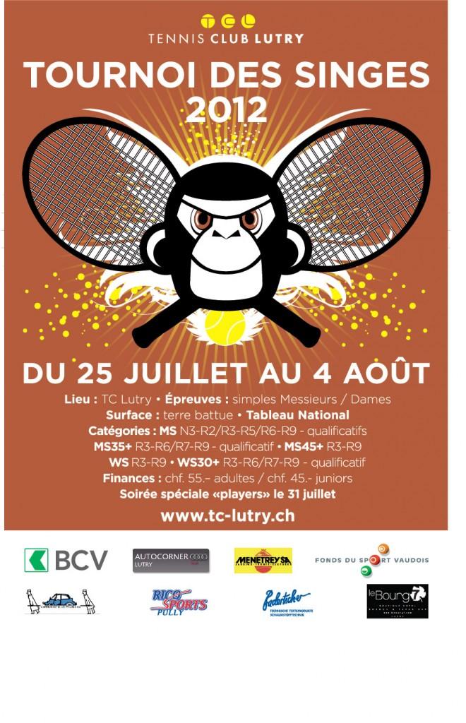 Tournoi des Singes 2012